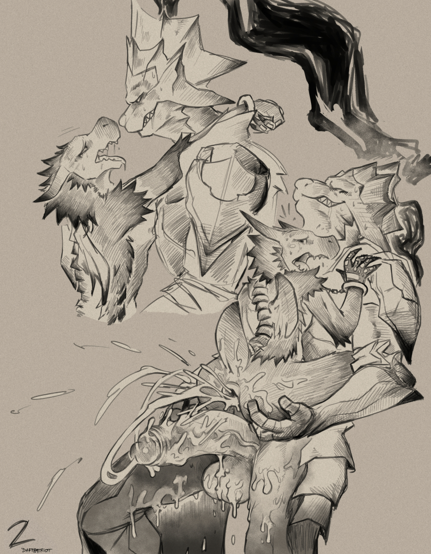 dark keeper 3 souls hentai fire Magi the kingdom of magic characters
