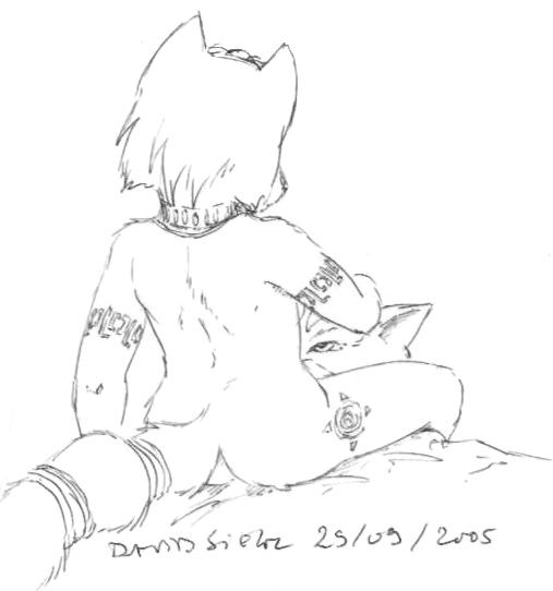 and wolf love furries fox in Isekai wa smartphone
