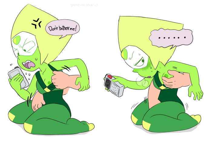 pictures peridot from steven of universe We bare bears porn comic