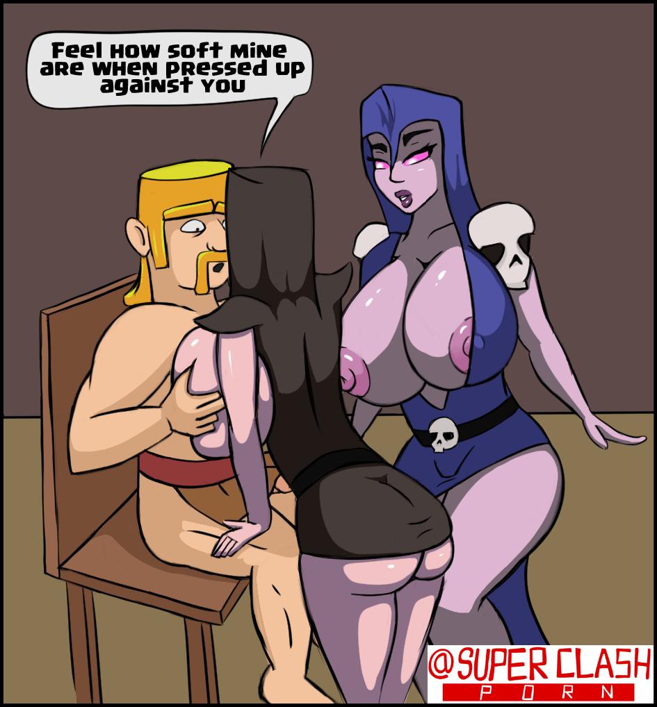 porn of clans clash queen Kono yo no hate de koi wo utau shoujo yu-no characters