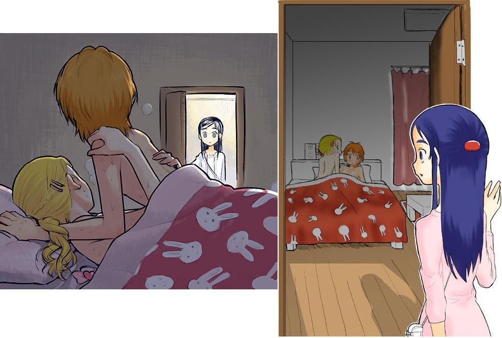 wa machine-doll kizutsukana Power girl x wonder woman