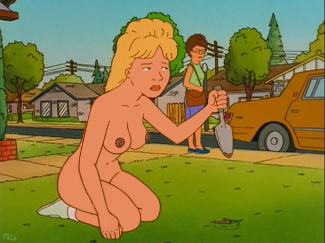 connie king of naked hill the Why are you here sensei!?