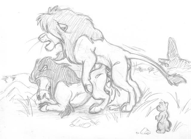 lion human king fanfiction lemon Mortal kombat x
