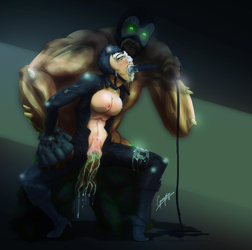 city batman arkham catwoman naked Seishun buta yarou wa yumemiru shoujo no yume wo mina