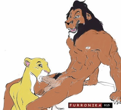 king lion fanfiction human lemon A story with a known end