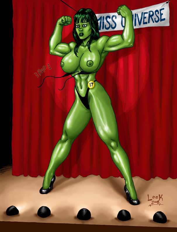 she-hulk spiderman and In ass out mouth hentai