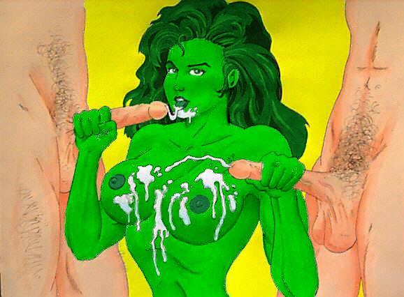 man logan she-hulk old Cell from dragon ball z