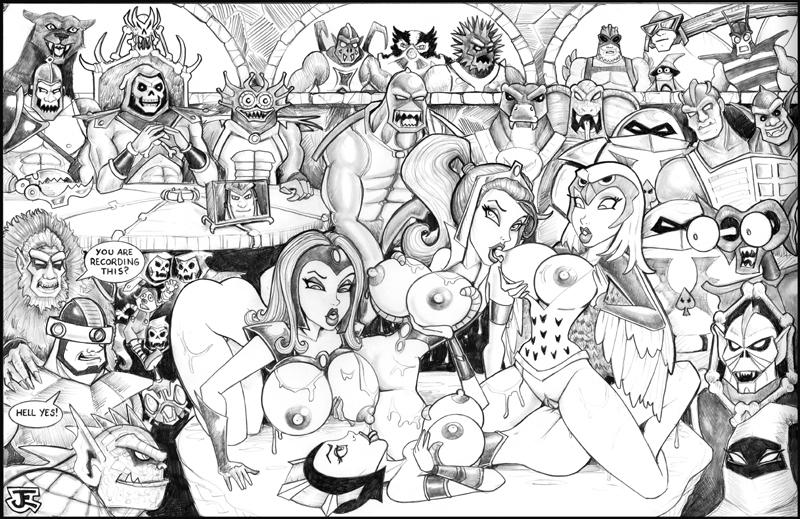 master sigrun of the & blesser of einherjar ragnarok Big dick futa on male