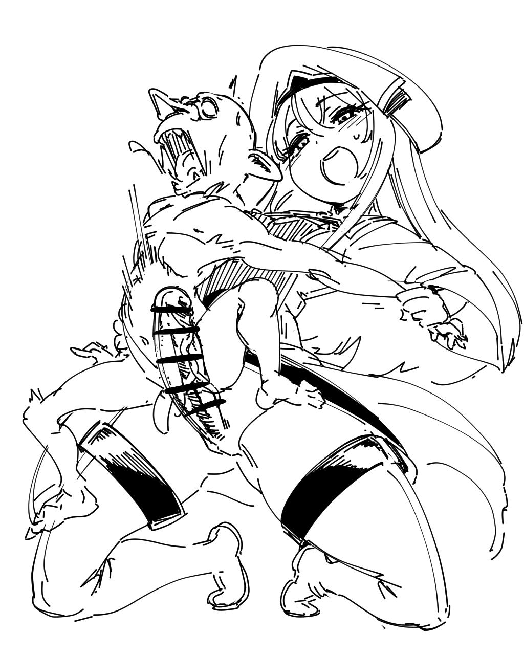 a reincarnated as slime goblin Gen:lock