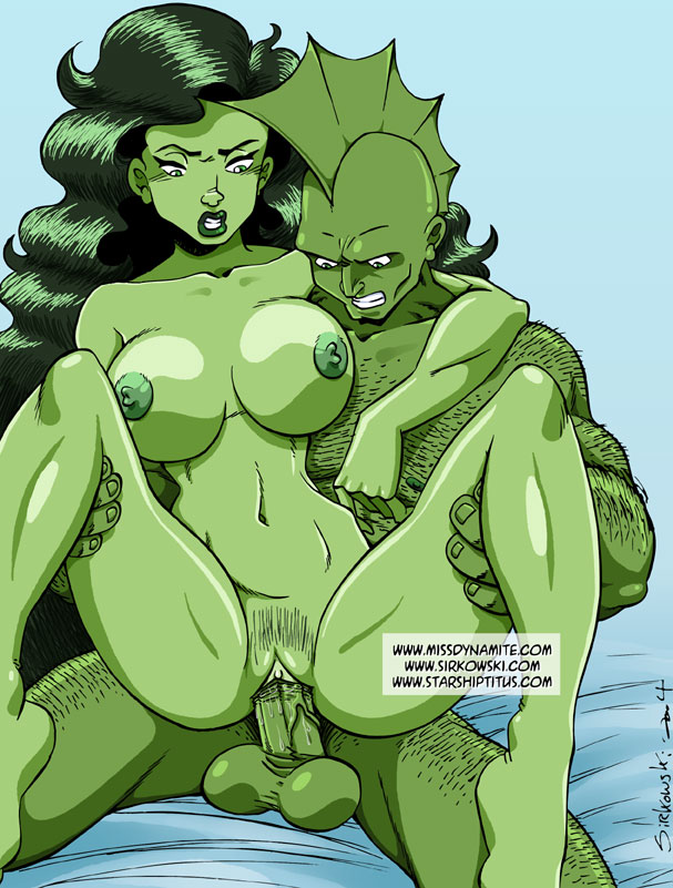 jane mary to she hulk Conker's bad fur day fire imps