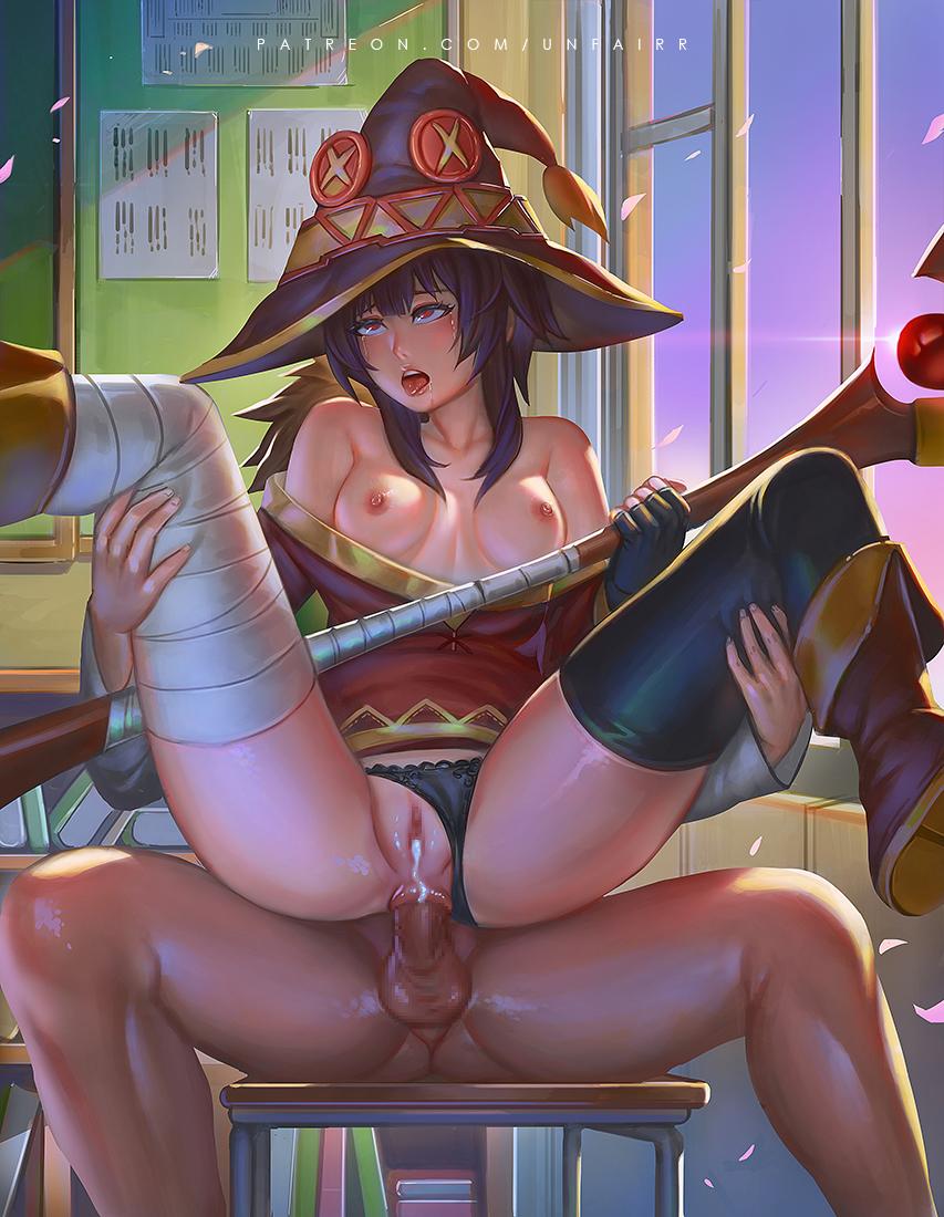 cowgirl in a chair reverse Kami nomi zo shiru seka