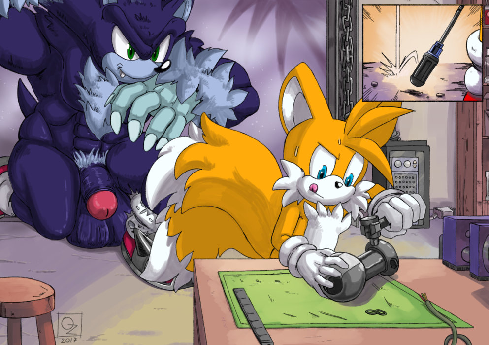 tails sonic the and werehog Lucy in the sky runaways