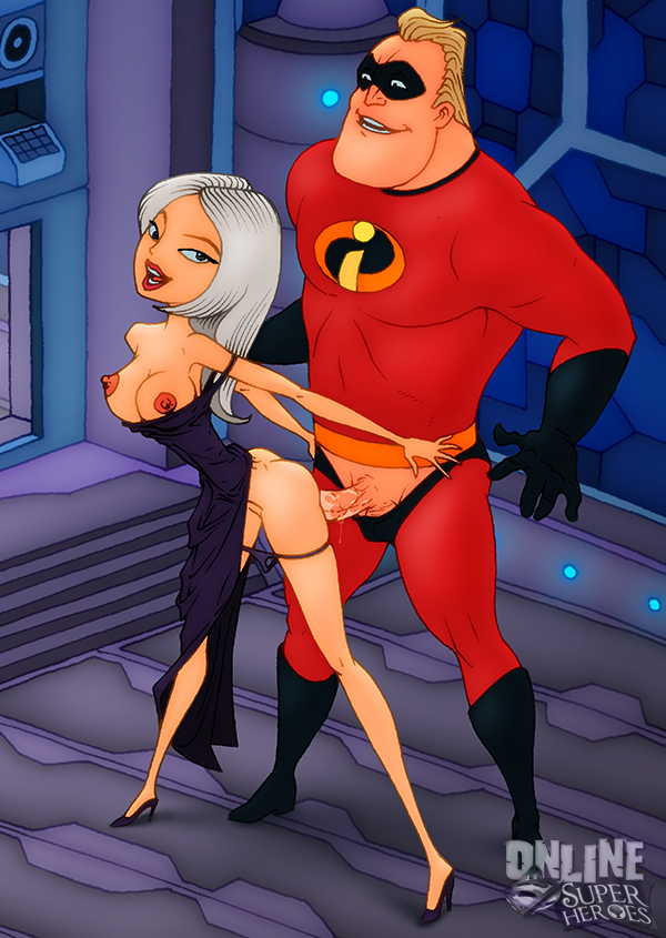 incredibles violet porn the from Star wars rebels maketh tua