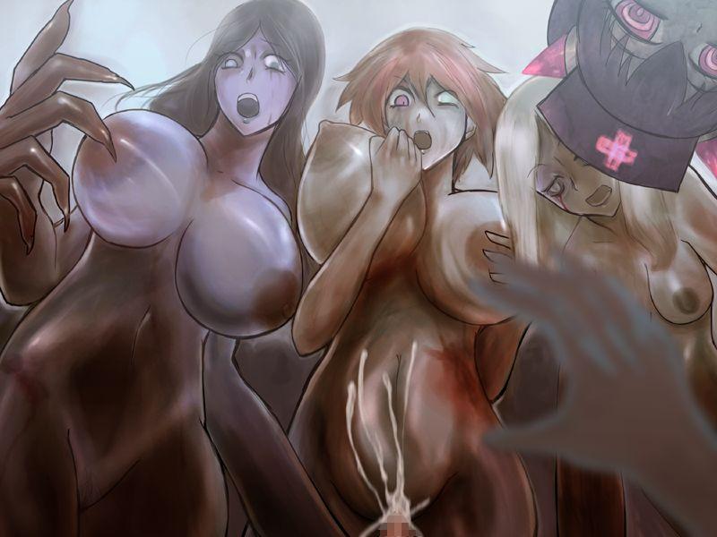 girl gets cum filled with horse Inou-battle wa nichijou-kei no naka