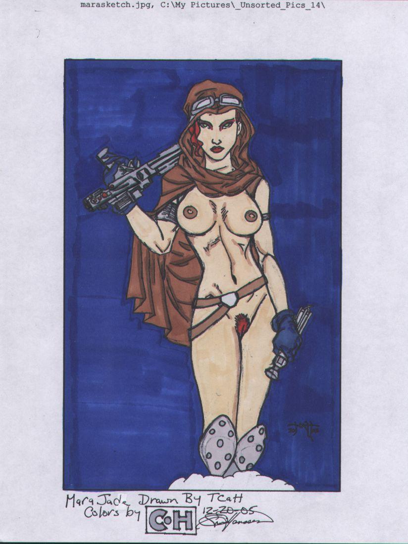 porn wars star jade mara Petra from attack on titan