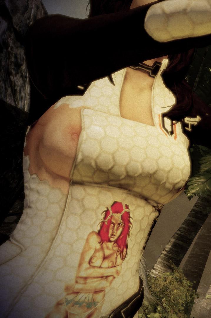 lawson hentai miranda effect mass The seven deadly sins naked