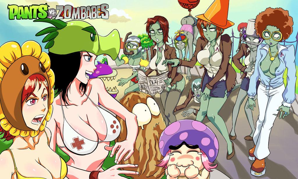lobber vs plants dusk 2 zombies Ren & stimpy adult party cartoon