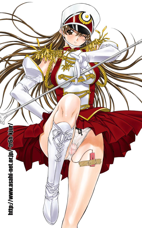 gakuen oppai band-bu marching Sword art online kirito x klein