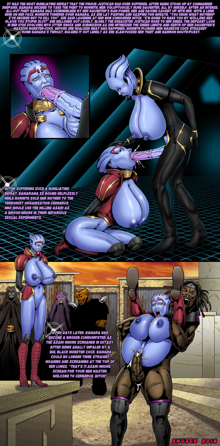 mass 2 effect the justicar Trials in tainted space vanae