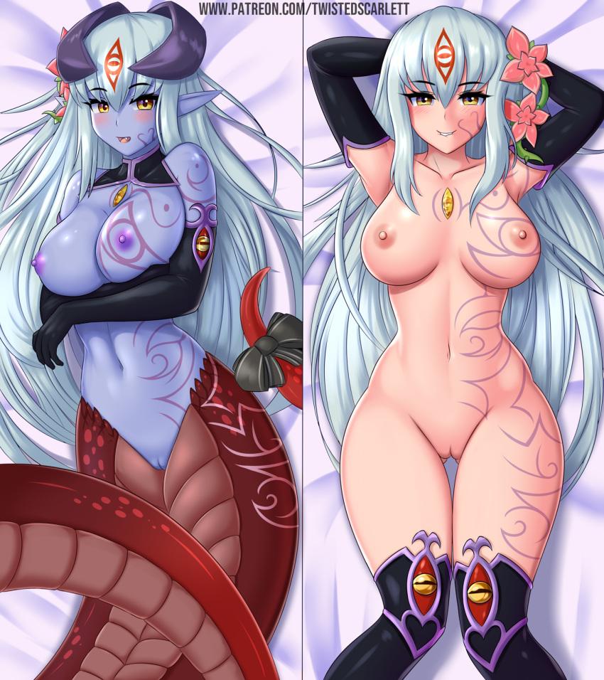 girl quest dragon girl monster Yung hee tyson