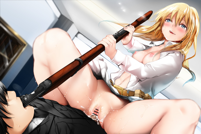 girls frontline ar-15 The bimbettes beauty and the beast