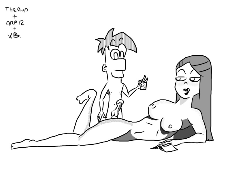 porn ferb phineas pictures and Pokemon sword and shield xxx