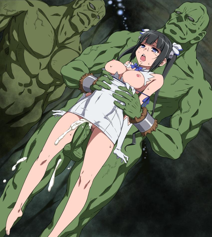 dungeon-ni-deai-o-motomeru-no-wa-machigatte-iru-darou-ka Tsujo kogeki ga zentai kogeki de ni-kai kogeki no oka-san wa suki desu ka?