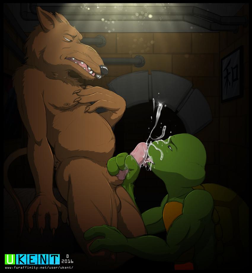 teenage rhino ninja mutant pig turtles and Fnaf sister location baby hentai