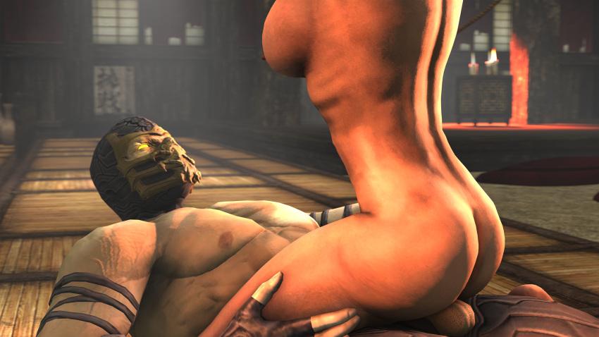 mileena kitana mortal kombat and Shimoneta to iu gainen ga sonzai taikutsu na sekai