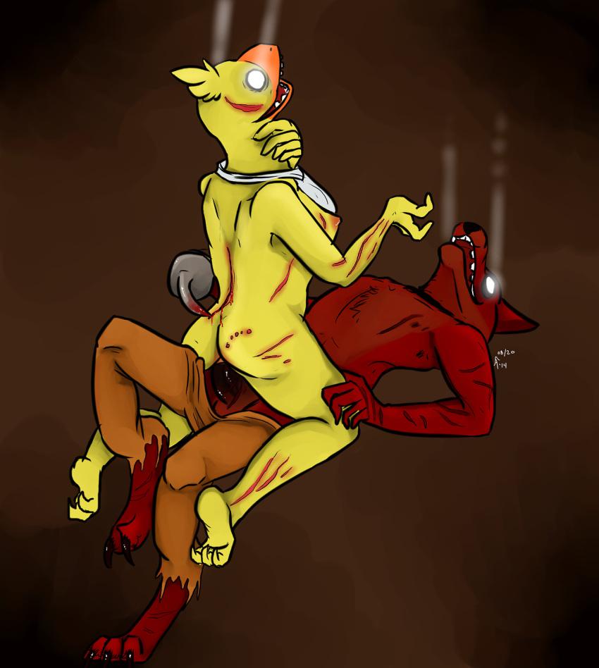 foxy mangle sex x fnaf Steven universe porn