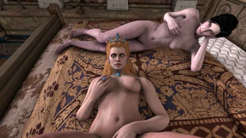 witcher henrietta 3 anna the Boris bendy and the ink machine fanart