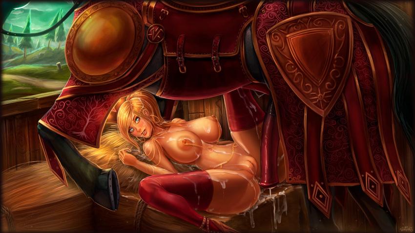 warcraft world jaina porn of Lion king fanfiction human lemon