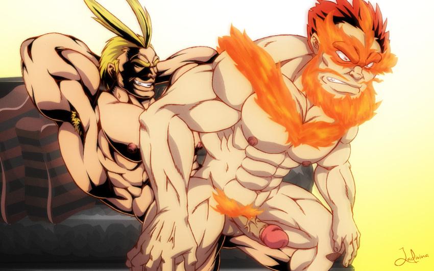 hero academia mina my ashido Bokutachi wa benkyou ga dekinai batoto