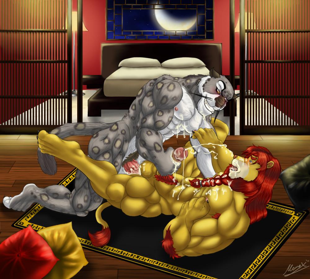 kung naked panda fu tigress High school of the dead xxx