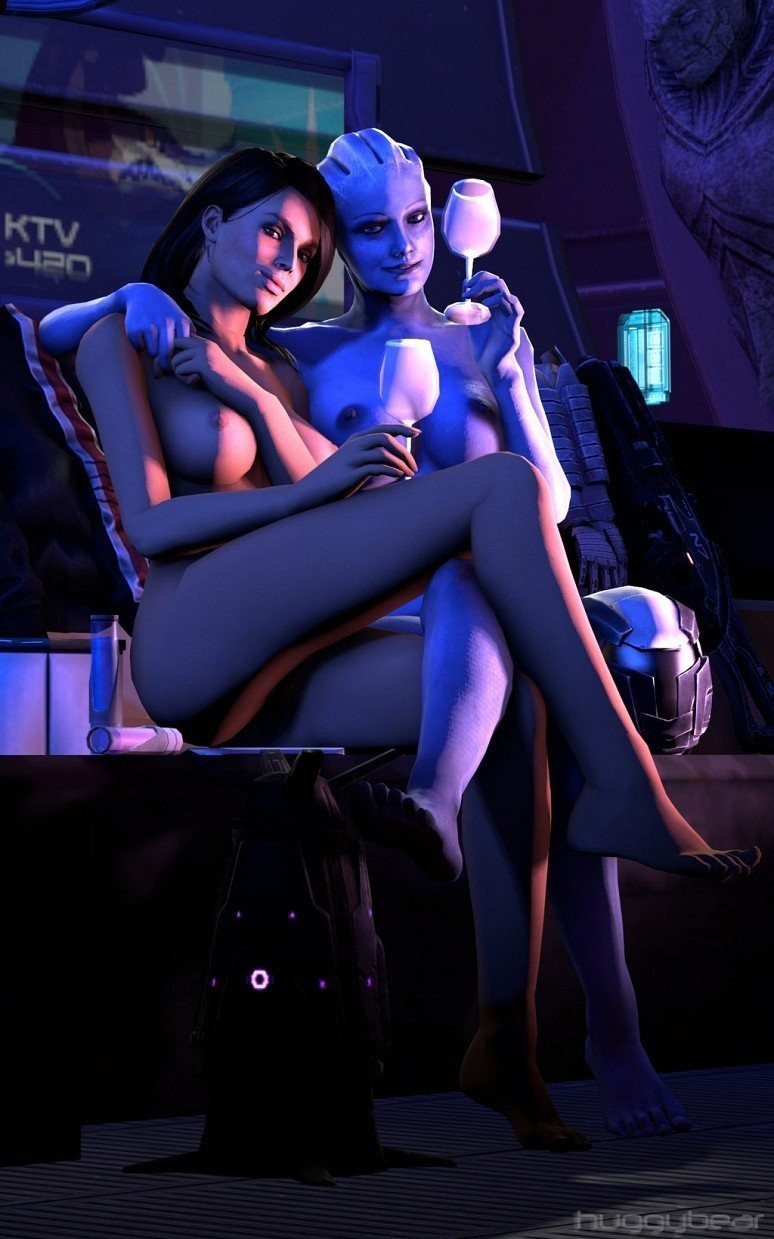 nude williams ashley mass effect No game no life xxx