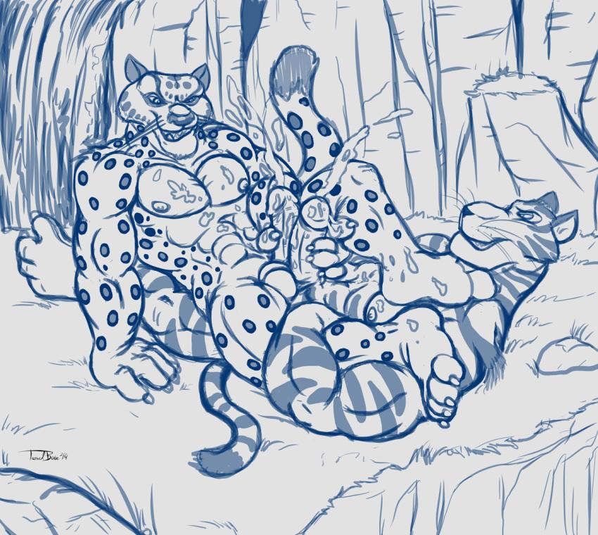 fu panda tigress kung naked Is sofia boutella an amputee